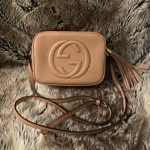 Gucci Handbags - Gucci Disco Crossbody